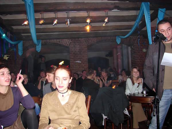Justyna Paluch i jeszcze parę osób