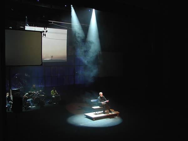 Zdjęcie - Andrzej Sosnowski czyta wiersze