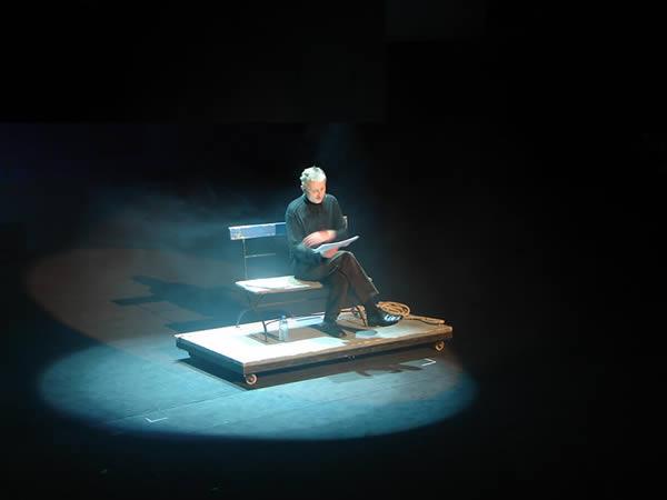 Sosnowa ławka
