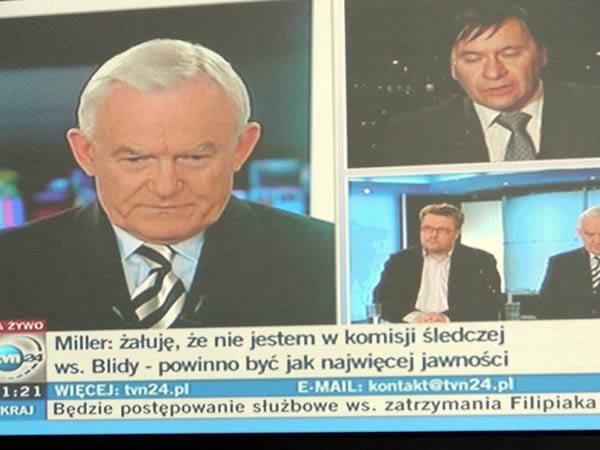TV, Leszek M.
