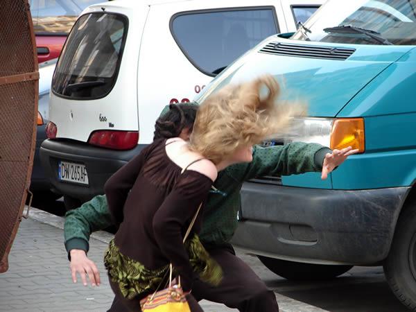 Zdjęcie - Air dance