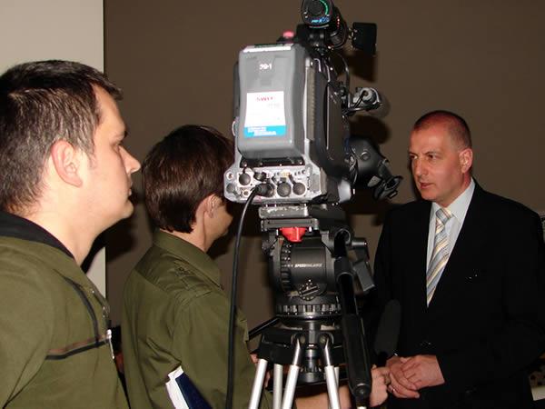 Dutkiewicz w wywiadzie