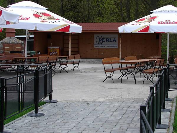 Zdjęcie - Tleń, ośrodek Perła