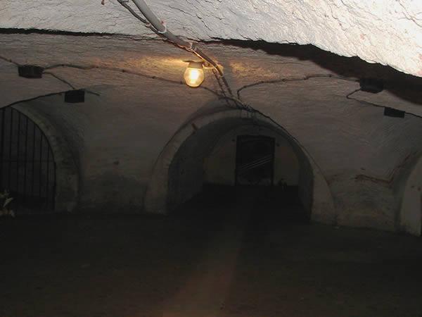Podziemia Sanktuarium