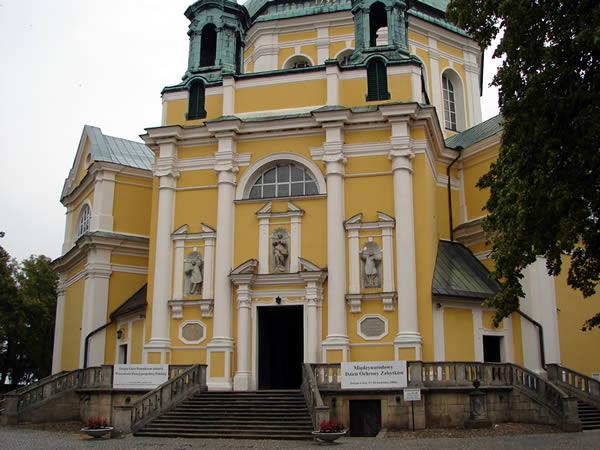 Zdjęcie - Sanktuarium Świętogórskie
