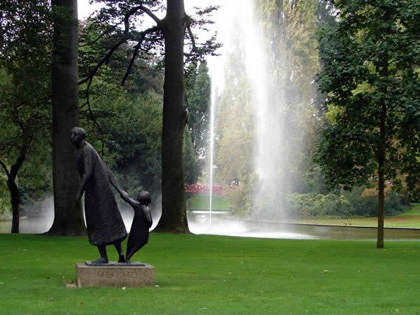 Park w Bredzie