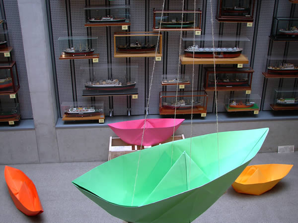 Zdjęcie - Rotterdam - Muzeum Historii Morza