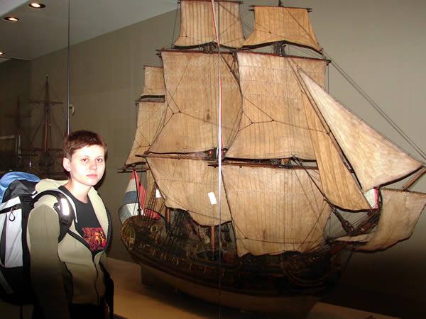 Zdjęcie - Polka ze statkiem