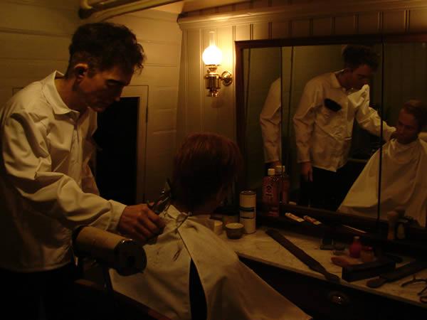 Się fryzjerują