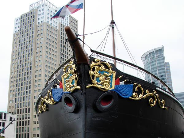 Statek - kadłub