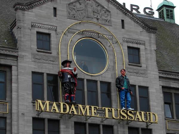 Zdjęcie - Madame Tussaud