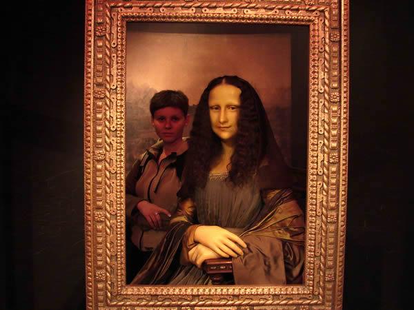 Zdjęcie - Mona Lisa