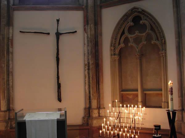 Krzyż bez ramienia