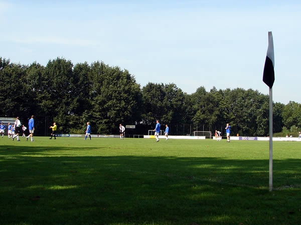 Holendrzy lubią grać w piłkę