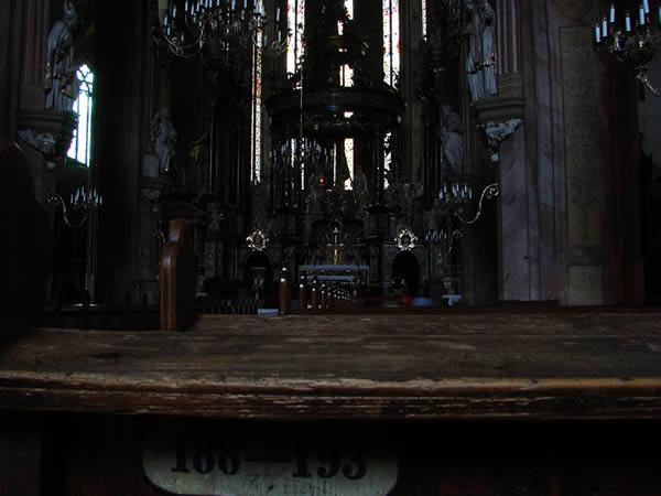 Zdjęcie - W katedrze