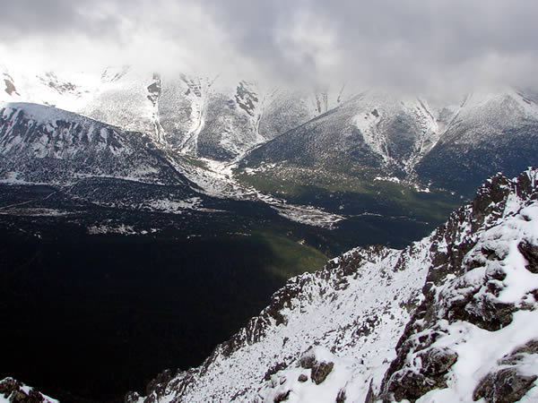 Tatry, Słowacja