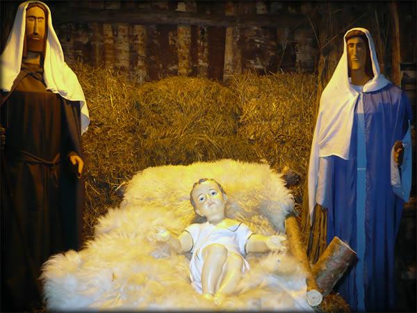 Żłobek w Strumieńskim Betlejem