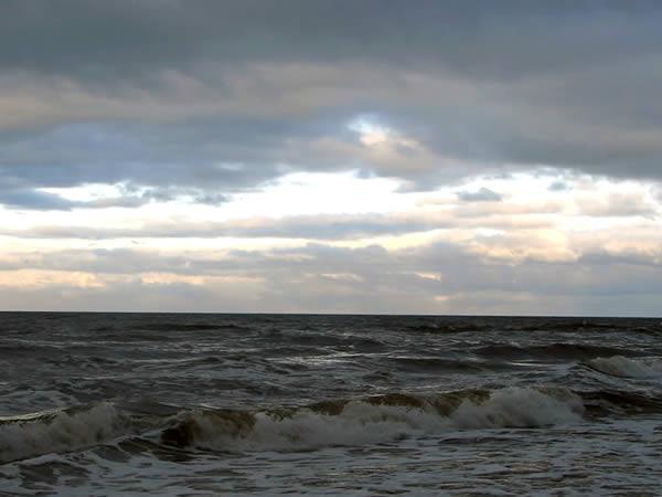 Nowy Rok nad Bałtykiem