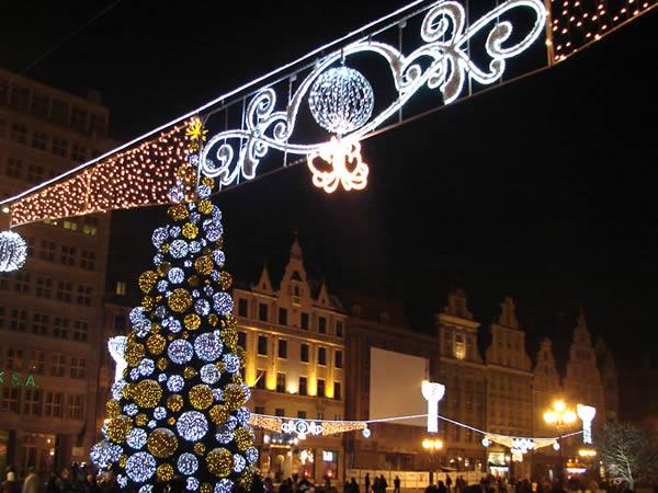 Zdjęcie - Wrocław nocą