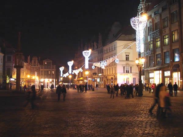 Zdjęcie - Rynek we Wro