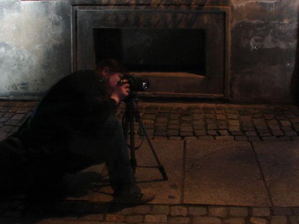 Zdjęcie - Statyw nocą to ważna sprawa