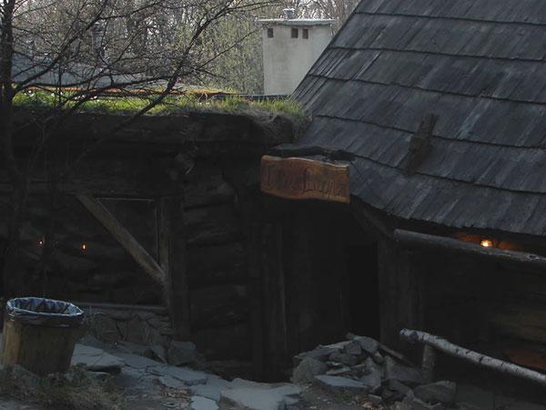 Wejście do Czarciego Kopyta, dodano: 2009-4-19