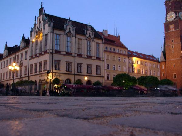 Zdjęcie - Wrocław rynek