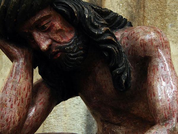 Jezus w kościele Świętych Apostołów