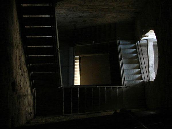 Schody na wieżę