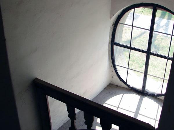 Okrągły windows
