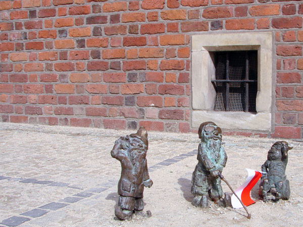 Zdjęcie - Od lewej: Głuchak, Ślepak, Inwalida