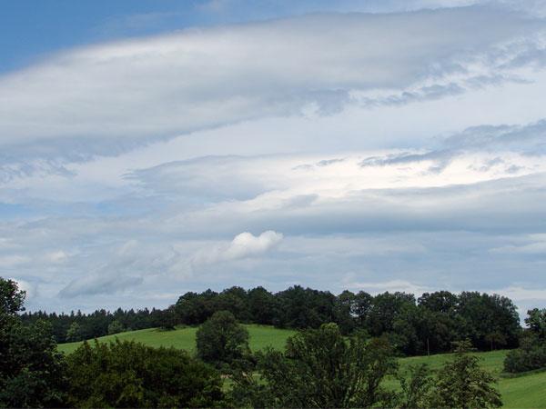 Zdjęcie - Niebo nad Wojsławicami