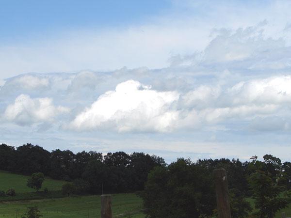 Zdjęcie - Chmury, chmury, chmury