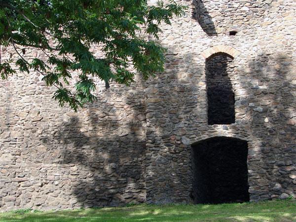 Zdjęcie - Mury obronne w Dzierżoniowie