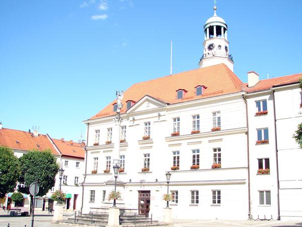 Ratusz w Oleśnicy