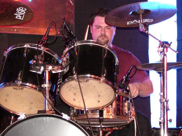 Perkusista i perkusja