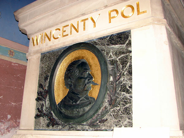Grobowiec Wincentego Pola
