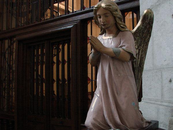 W Kościele Św. Katarzyny i św. Małgorzaty
