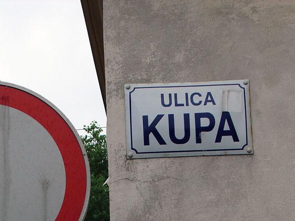 Zdjęcie - Ulica Kupa