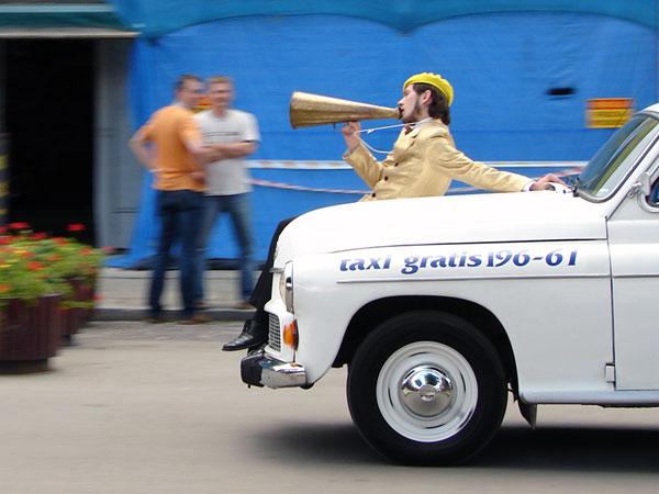 Wesoła Taksówka