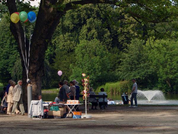 Są i balony