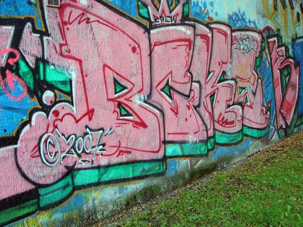 Zdjęcie - Grafitti