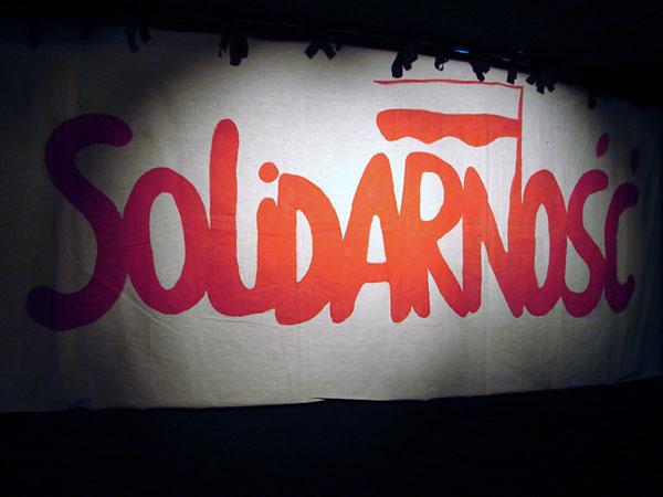 Zdjęcie - Solidarność w cieniu