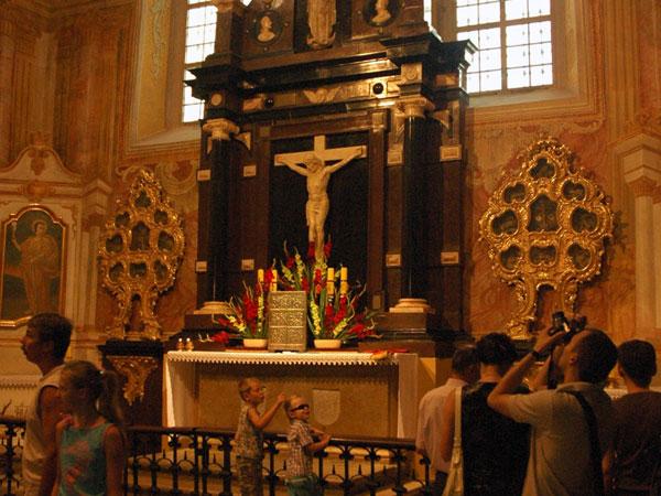 Kaplica Relikwii Krzyża Świętego