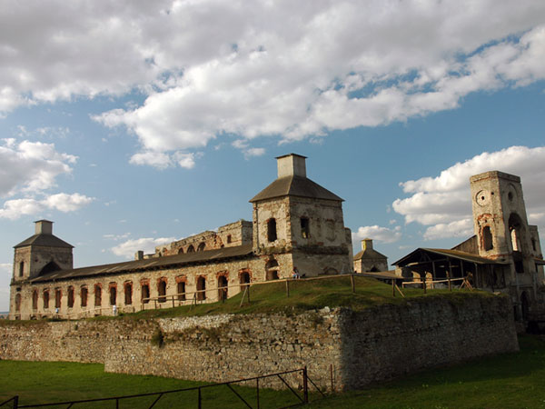 Zamek w okazałości