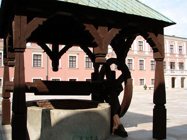 Studnia w Lublinie