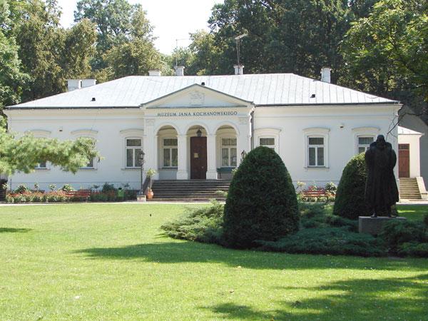 Zdjęcie - Muzeum Jana Kochanowskiego w Czarnolesie