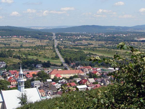 Droga na Kielce