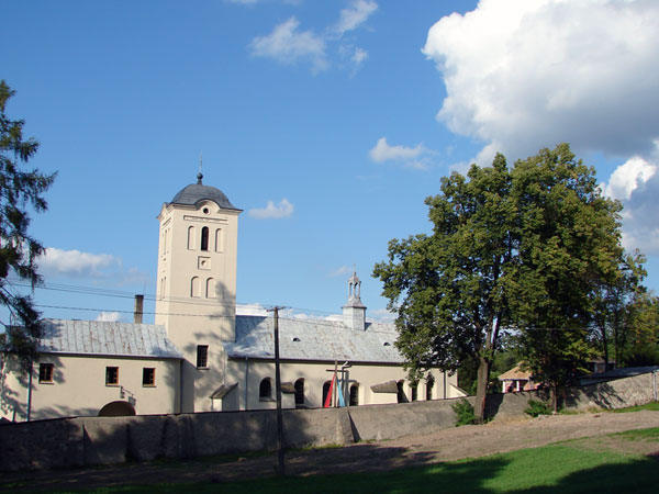 Zdjęcie - Zespół klasztorny bernardynek,