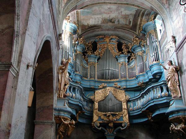 Zdjęcie - Kościół klasztorny